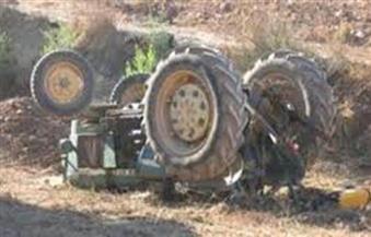 انقلاب جرار زراعي يودي بحياة 3 طلاب وإصابة 10 آخرين بالفيوم