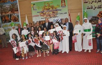 عشماوي فى ثاني أيام مهرجان التمور: الوادي الجديد يمتلك 13 نوعًا من نخيل البلح