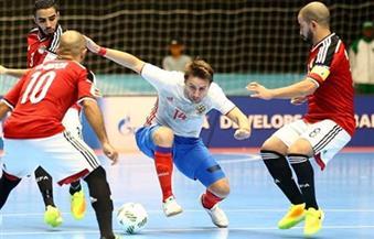 مونديال 2016 لكرة الصالات: مصر تودع بخسارة قاسية أمام الأرجنتين في ربع النهائي