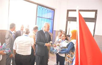 افتتاح كلية الحاسبات والمعلومات بجامعة السويس