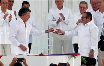 """زعيم """"فارك"""" السابق يعتذر لضحايا المتمردين الكولومبيين مع بدء المحاكمة"""
