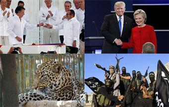 المناظرة الأمريكية.. حادثة النمر.. اتفاق تاريخي.. عنصرية ترامب.. تراجع الأسهم.. كيماوي داعش.. بنشرة السادسة