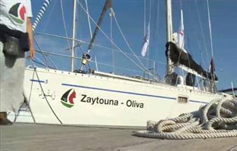 """""""سفينة النساء"""" تبحر من إيطاليا إلى غزة لكسر الحصار.. بحضور الأيرلندية الحائزة على """"نوبل"""" للسلام"""