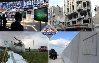 مسالخ حلب.. أمريكا تهدد موسكو.. هجوم لواء على الإعلام.. جدار تركيا.. روسيا ترفض الاتهامات.. بنشرة السادسة مساء