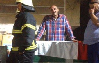 بالصور.. أهالى قرية طنبشا بالمنوفية يشيعون جنازة شهيد الهجوم الإرهابى بالعريش