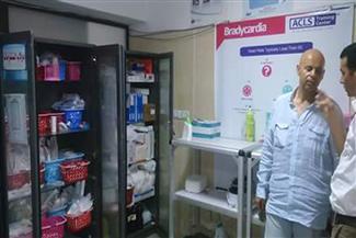 غلق 36 صيدلية وإلغاء ترخيص 20 أخرى خلال حملة بالشرقية