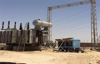 """""""المصرية لنقل الكهرباء تتعاقد مع""""ايجيماك"""" لإنشاء محطة محولات سمنود الجديدة"""