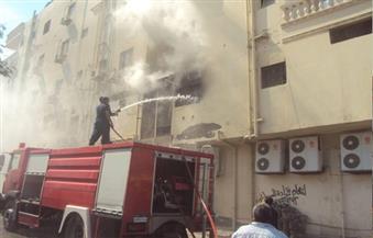 إصابة 30 شخصا في حريق بأحد الفنادق تحت الإنشاء بالغردقة