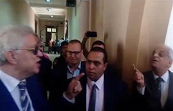 تأجيل نظر 8 دعاوي ضد مالك جريدة الوطن وآخرين بتهمة السب والقذف لـ1 يونيو