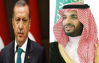 ولي ولي العهد السعودي يلتقي الرئيس التركي في الصين لاستعراض العلاقات الثنائية