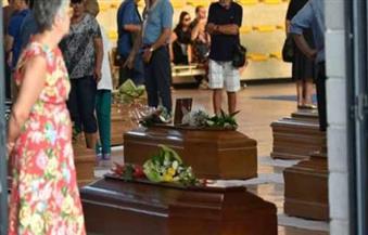 الجالية الإيطالية في شرم الشيخ تقيم حفلاً لتأبين ضحايا زلزال إيطاليا