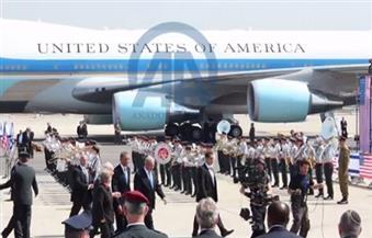 أوباما يصل تل أبيب للمشاركة في جنازة بيريز