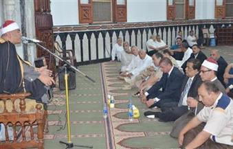 القوات المسلحة تنظم احتفالية دينية بمناسبة العام الهجرى الجديد 1438