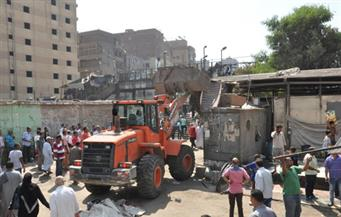 بالصور.. رفع مئات الأطنان من القمامة والمخلفات والإشغالات بشارع ناهيا