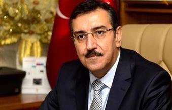 وزيرالتجارة التركي: وفد تجاري يزور مصر عقب عيد الأضحى