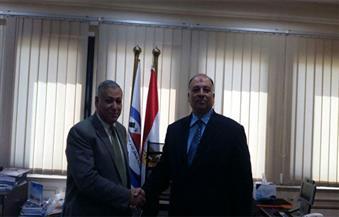 محمد سعيد محروس رئيسًا للشركة القابضة للمطارات والملاحة الجوية