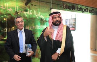 بالصور.. الأمير فيصل بن سعود آل سعود في زيارة لمكتبة الإسكندرية