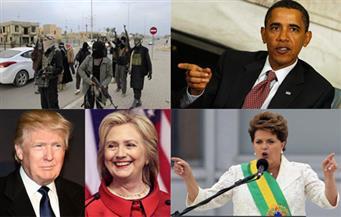 أوباما والألفاظ النابية.. تحذير فرنسا.. جاذبية ترامب.. الفساد والإرهاب.. احتجاجات البرازيل بنشرة الثالثة