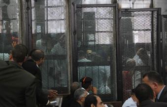"""""""جنايات القاهرة"""" تأمر بالقبض على 35 متهما بإعادة محاكمتهم في """"اعتصام رابعة"""""""