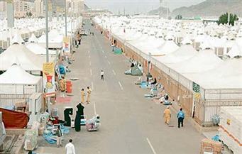 غدًا.. بعثة حجاج الجمعيات الأهلية تتسلم مخيماتها في عرفة