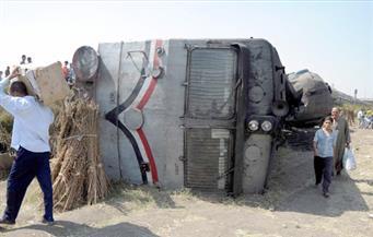 أستاذ هندسة طرق: شبهات التعمد تحيط بحادث قطار ركاب في مصر
