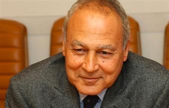 فى اتصال هاتفي مع دي ميستورا.. أبو الغيط يُشدد على دور الجامعة فى حل الأزمة السورية