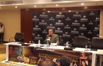 بالصور.. الأمير أباظة يكشف تفاصيل مهرجان الإسكندرية السينمائي لدول حوض البحر المتوسط