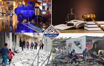 قصف حلب.. ضحايا الألعاب النارية.. البيت الأبيض وتركيا.. قضية المهاجرين والأنصار.. خلية الوراق.. بنشرة التاسعة