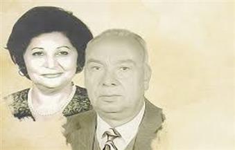 نبيلة إبراهيم تهدي مكتبة الراحل عز الدين إبراهيم لدار الكتب