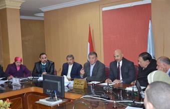 بالصور.. محافظ كفرالشيخ يعقد اجتماعًا تحضيريًا لتنظيم المؤتمر الوطني الأول للشباب