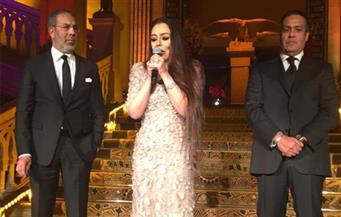 أصدقاء شريهان يحتفلون بعودتها للتمثيل بعد غياب 15 عام