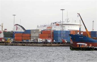 رغم الأمطار.. انتظام حركة الملاحة البحرية في ميناء الإسكندرية