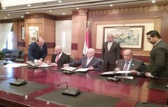 رئيس الوزراء يشهد توقيع اتفاقية للمشروعات الخدمية والتنموية بأسوان  بـ 272 مليون جنيه