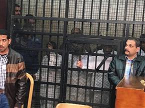 تأجيل محاكمة 13 هاربًا من سجن المستقبل بالإسماعيلية لجلسة 11 فبراير المقبل