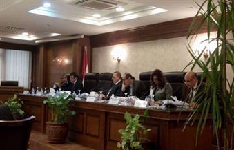 بدء اجتماع المجلس التنفيذي لمحافظة الجيزة