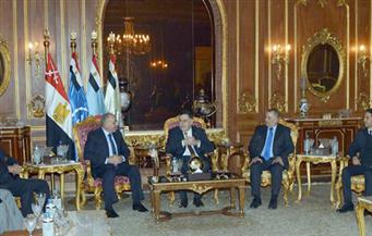 رئيس المجلس الرئاسي الليبي خلال لقائه برئيس الأركان: نرحب بالتوافق مع البرلمان ولن نكون جزءًا من أي مواجهة