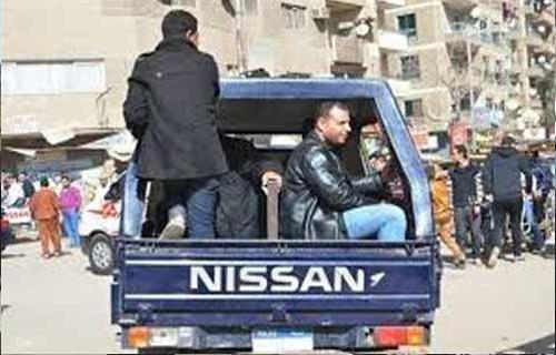 تحقيقات موسعة في مقتل رجل على يد زوجته وابنته وحرق جثته في الهرم