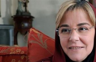 مها أبو عوف تنفى صراعها على ميراث عمر خورشيد