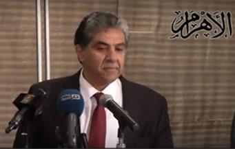 """وزير البيئة: مشروع """"الأهرام"""" يقضي على ظاهرة حرق قش الأرز"""