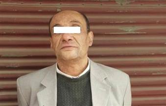 ضبط مسجل خطر سرق أحد الأشخاص منتحلاً صفة رجل شرطة بمصر القديمة