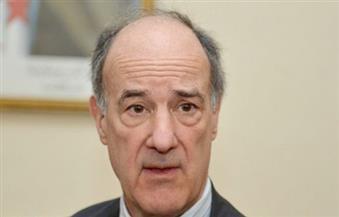 مساعد وزير الخارجية يستقبل المبعوث الأمريكي للشأن الليبي