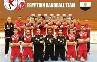 منتخب مصر لكرة اليد يخسر مباراته الثانية في كأس العالم أمام الدنمارك بفارق 7 أهداف