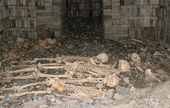 اكتشاف 10 مقابر تعود لنحو 2200 عام شرقي الصين