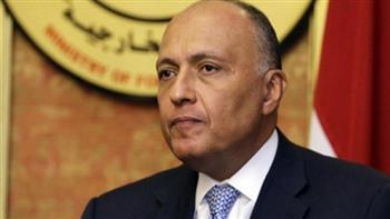 وزير الخارجية يتوجه إلى الإمارات للمشاركة في اجتماع تشاوري لوزراء الخارجية العرب