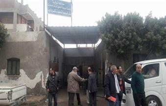 """بالصور.. لجنة اختيار أجمل قرية في """"المنوفية"""" تزور قرية """"كفر داود"""""""