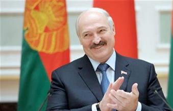 رئيس بيلاروسيا يغادر القاهرة بعد زيارة 3 أيام