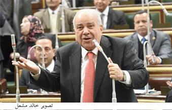 العجاتي: البرلمان هو صاحب القرار بشأن تيران وصنافير