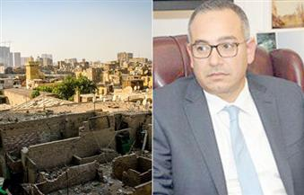 """أغلى أرض في القاهرة.. 4 حلول  تطرحها """"الإسكان"""" على أهالي """"مثلث ماسبيرو"""" لإنهاء الأزمة"""