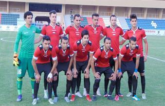 المنتخب العسكري يخسر أمام عمان بركلات الترجيح (4 / 1) في نصف نهائي كأس العالم