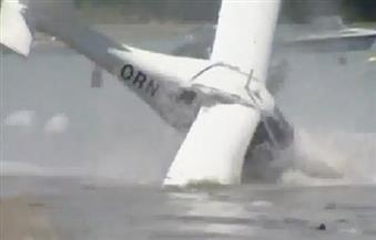سقوط طائرة تقل قاضيا بالمحكمة العليا البرازيلية  في البحر